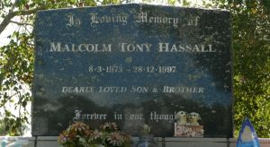 Hassell, Malcolm Tony