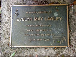 Lawley, Evelyn May