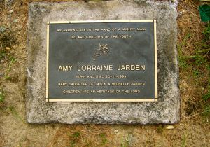 Jarden, Amy Lorraine